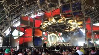 Claptone Immortal Live at Coachella