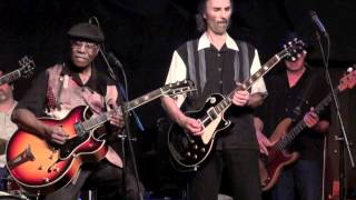 """EVERYDAY I HAVE THE BLUES"" - MYSTERY TRAIN w/ JOHNNIE BASSETT and Jim McCarty"