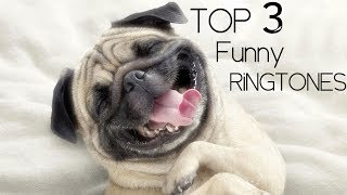 Top 3 Funny Ringtones 2018 + download links