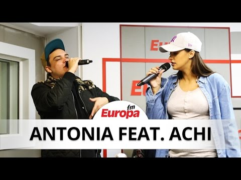 Antonia feat. Achi - Get Up and Dance LIVE la Europa FM