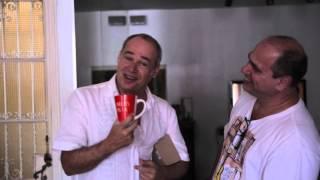 Carlos Malta - ¿Hay espacio en su casa? Um café lá em casa