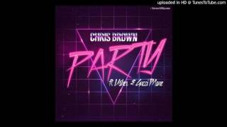 Chris Brown  - Party Feat. Gucci Mane & Usher Snippet