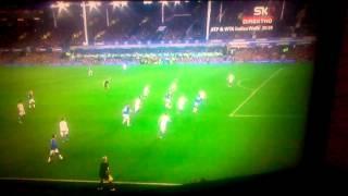 Everton 2-0 Chelsea || Lukaku second goal