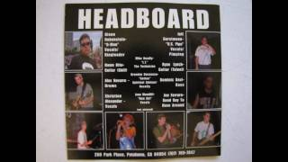 Summer Love - Headboard
