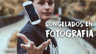 COMO HACER CONGELADOS EN FOTOGRAFÍA |  COMO HACER FOTOS LEVITANDO