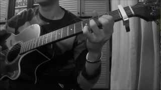 Skyrim: The Dragonborn Comes - Acoustic Guitar Cover (Fingerpicking)