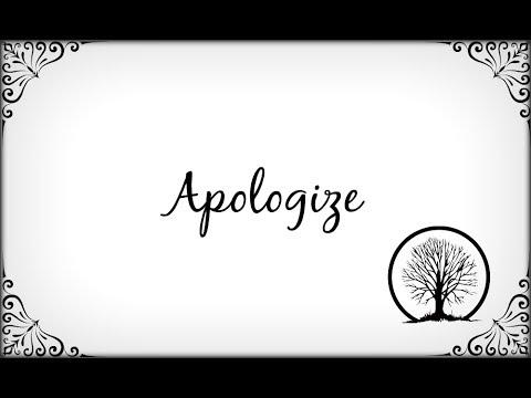 One Republic - Apologize (Lyrics) Chords - Chordify