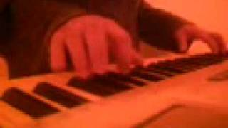 Dj Tiesto - Elements of life played on keyboards