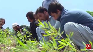 Billion tree tsunami project turning barren land into evergreen forest - 21 March 2018