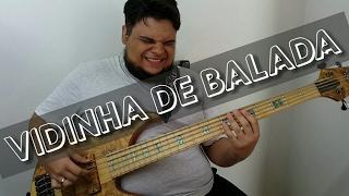 FORRÓ NO BAIXO - VIDINHA DE BALADA - BRUNO GUIMARÃES (WESLEY SAFADÃO) BASS COVER