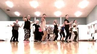 Meghan Trainor - Better When I'm Dancing (Yonier Garcia - Mundo Dance Fitness and Choreography)