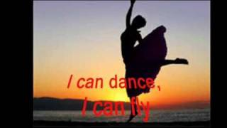I can with lyrics /Donna, Mikee, Regine
