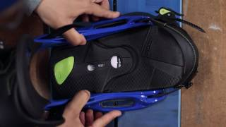 How To Set Up Burton EST Bindings On The Channel System   Whitelines Snowboarding