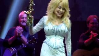 Dolly Parton - Saxophone/Rocky Top - Live - Cologne - 5.7.2914