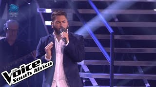 Craig - Death Of A Bachelor | The Live Show Round 3 | The Voice SA