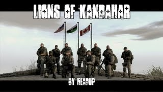 Lions of Kandahar Ending Credits - Two Steps From Hell - American Soldier(Slowed)
