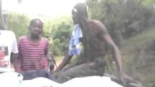 Haiti road trip to Corail pestel
