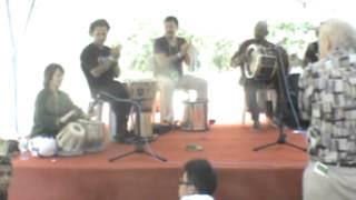 PWMF (Penang World Music Festival) 2012 Day 3 Workshop 21/22