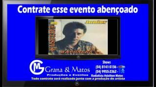 Cantor Junior - Algemas ( CD Algemas ) - Agenda - TIM (54) 8141- 5136 - (54) 9955 - 2362 VIVO