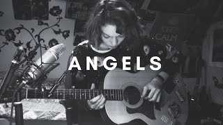 the xx- angels (cover)