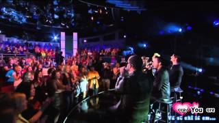[Vietsub] Backstreet Boys - I Want It That Way [Live at Oprah Winfrey Show 04.11.2010]