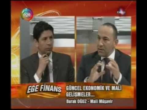 Burak OĞUZ - Ege Tv (17.05.2012) SGK e-Haciz, Mükellef Bilgileri Bildirimi-Bölüm 1