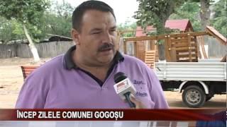 Incep zilele comunei Gogosu