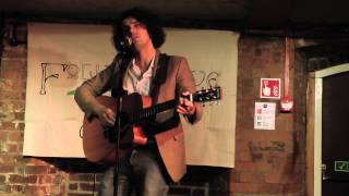 Dan Whitehouse - Something in the Way - Folking Live [Artree Music]