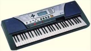 T&T Mała Blondyneczka Keyboard