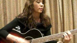 Magic Man(Heart)-acoustic cover