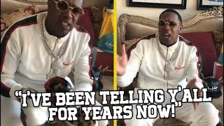 Master P Gets REAL About Gucci & Other Exclusive Brands!