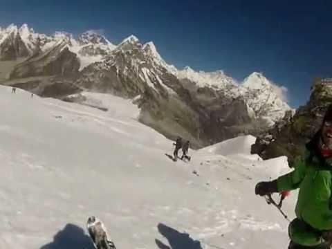 NEPAL – Mera Peak, 6476 mts. octubre 2012