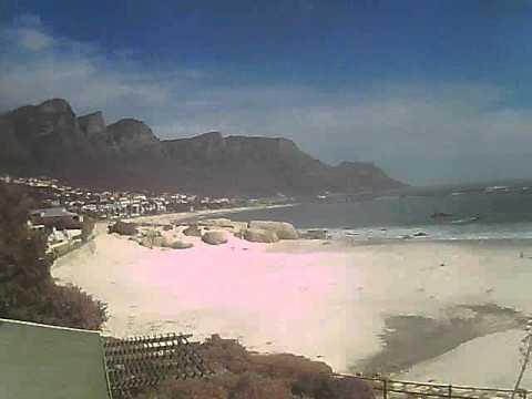 Timelapse Video – Glen Beach & Camps Bay – 11/04/2011