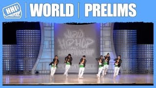 13.13 Crew - India (Adult) @ HHI's 2013 World Hip Hop Dance Championship