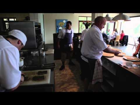 Jordan Restaurant: the nr 3 restaurant in South Africa in 2012