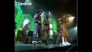Black Eyed Peas - Shut Up live @ TOTP 2003 Germany