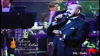 Oscar de Leon - Lloraras ( Official video ) Live