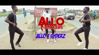 ALLO DANCERS DANCE TO AFRO BEAT