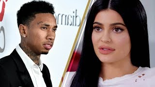 Kylie Jenner RESPONDS to Tyga Dedicating His New Album to Her