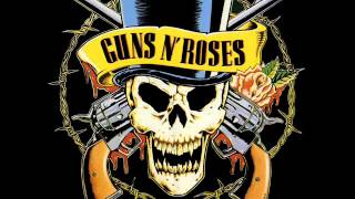 Guns N' Roses - Hair Of The Dog (cover)