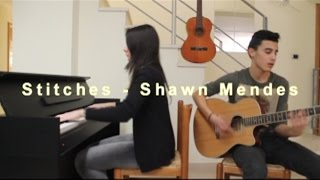 Stitches - Shawn Mendes Cover by OverSound (Piano - Guitar)