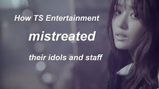 The Worst Entertainment Companies: TS Entertainment