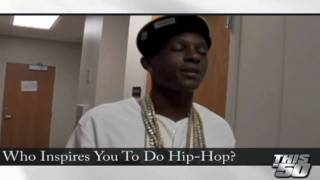 """Thisis50 Presents Lil' Boosie Interview And His New Album """"Super Bad"""""""