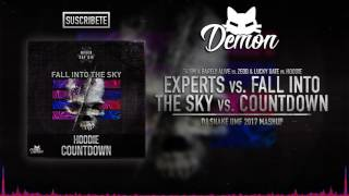 [100 vídeos] Experts vs. Fall Into The Sky vs. Countdown (DJ Snake Mashup) (UMF 2017)