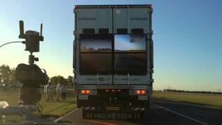 Demo-driver de Samsung Safety Truck. Parte 4