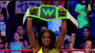 Top 5 Moves Of Naomi
