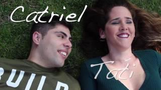 Beatriz luengo ft. Jesús Navarro - Más que suerte (Cover Catriel Almendra y Tati Cruz)