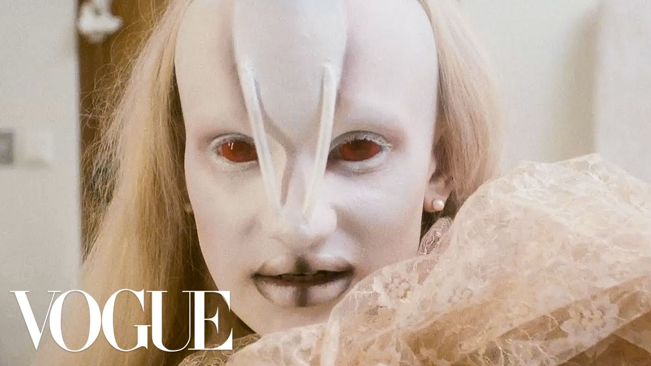 Inside Salvia's Extreme Beauty Routine   Vogue
