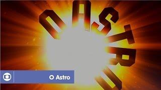 Relembre a abertura de O Astro