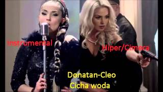 Donatan-Cleo ft. Sitek - Cicha woda (Instrumental+Backing vocals)